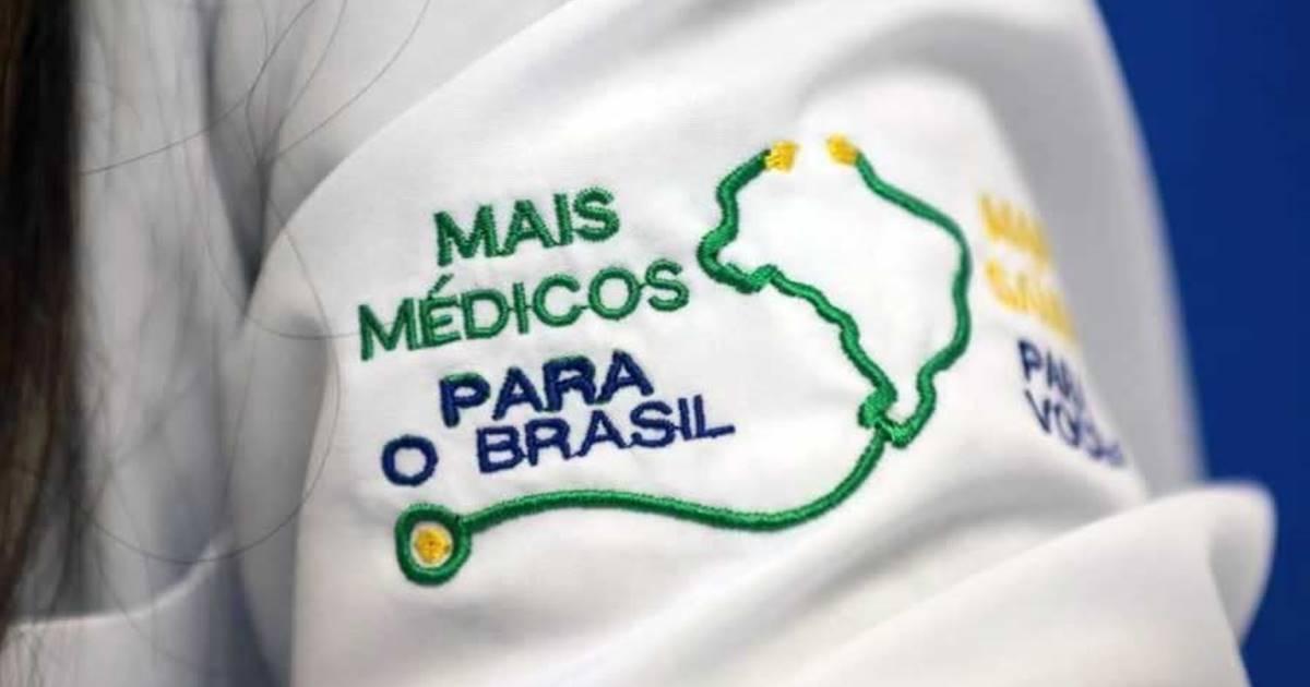 Mais Médicos pelo Brasil Nomes e locais de trabalho são publicados no DO — © Divulgação