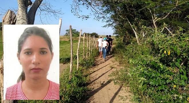 Maria Carla Lucas da Silva, 18 anos, estava desaparecida desde segunda-feira (30) — © Cortesia