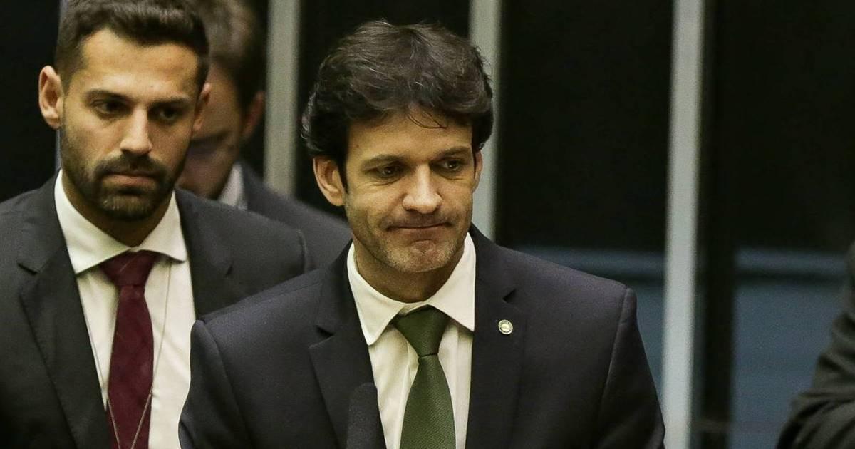 Ministro do Turismo Marcelo Álvaro Antônio (PSL) — © Reprodução