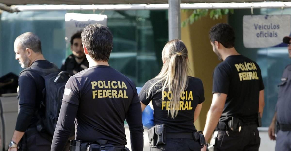 PF cumpre mandados contra organização criminosa que atuava na Receita Federal — © Reprodução