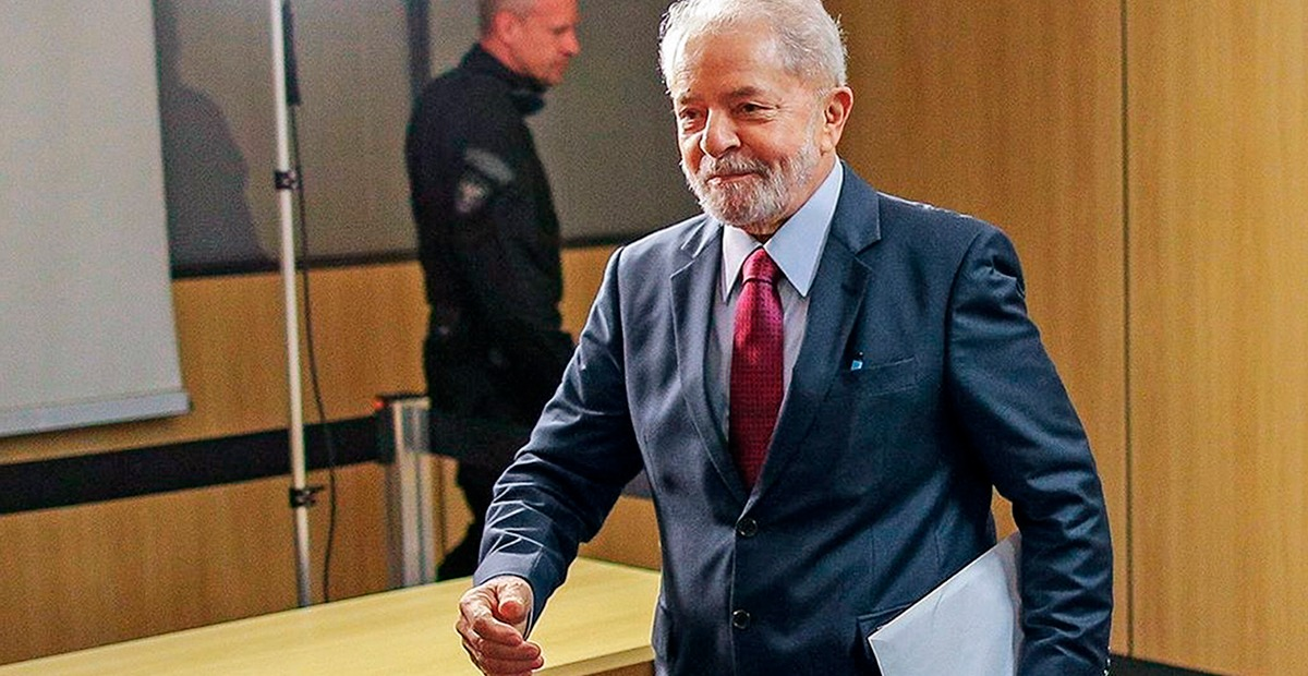 MPF quer que o Supremo anule sentença que condena Lula — © Reprodução