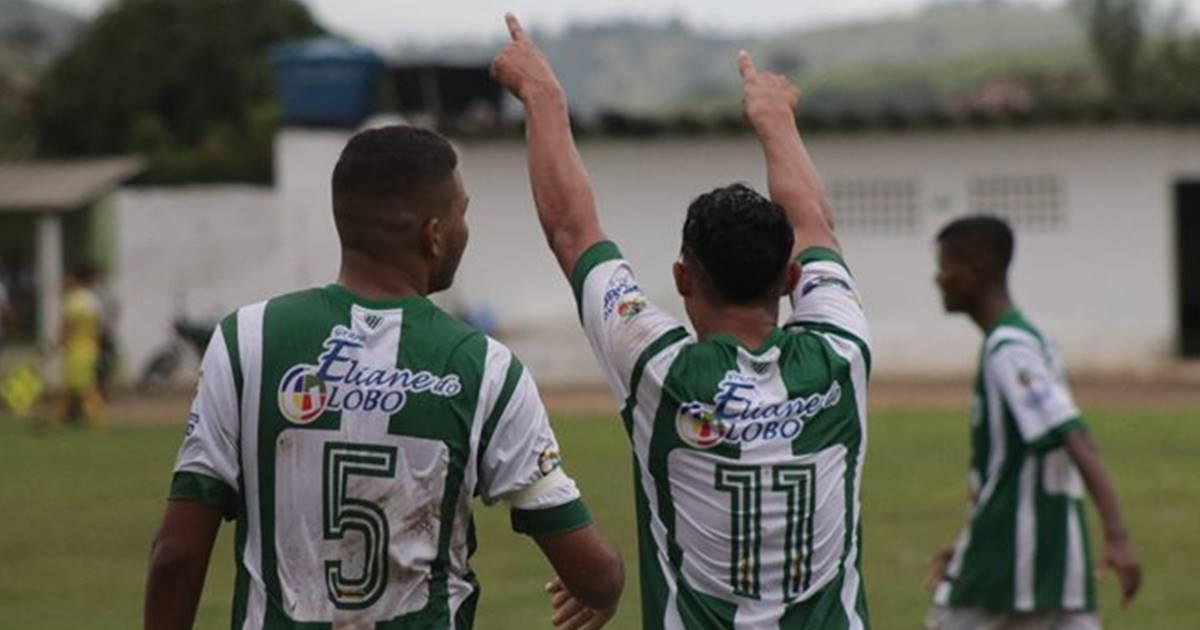 Zumbi empata com 7 de Setembro e disputa final da 2ª divisão com CSE — © Gustavo Lopes/BR104/Arquivo