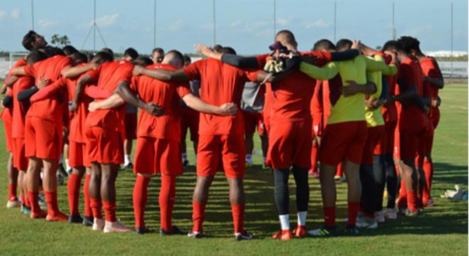 CRB recebe o Figueirense nesta sexta-feira (22) no estádio Rei Pelé — © Reprodução