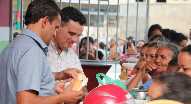 Prefeitura volta a fechar Casa da Sopa em União dos Palmares - BR 104