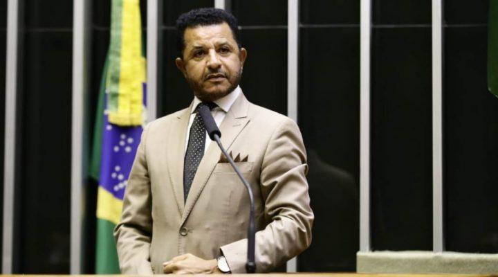 Deputado federal Abílio Santana