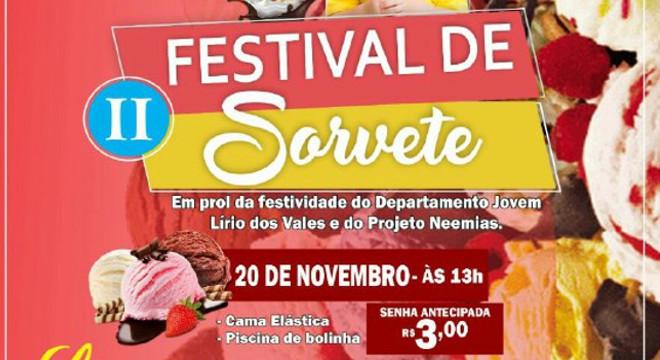Igreja evangélica promove 2º festival de sorvete em União dos Palmares - BR 104