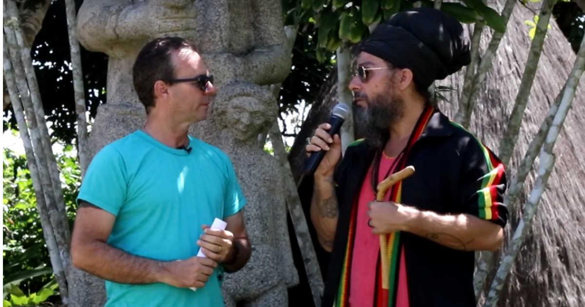 Thiago Correia em entrevista ao BR104