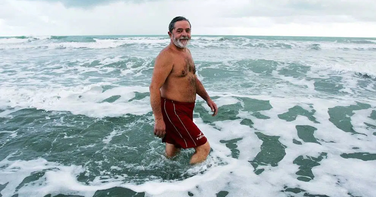 Lula confessou a pretensão de morar em uma das capitais do Nordeste — © Divulgação