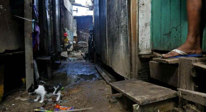 Extrema pobreza atinge quase 20% da população alagoana — © Diego Nigro/Acervo JC Imagem