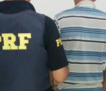 Motoristas são presos por embriaguez ao volante em rodovias de Alagoas — © Ascom/PRF