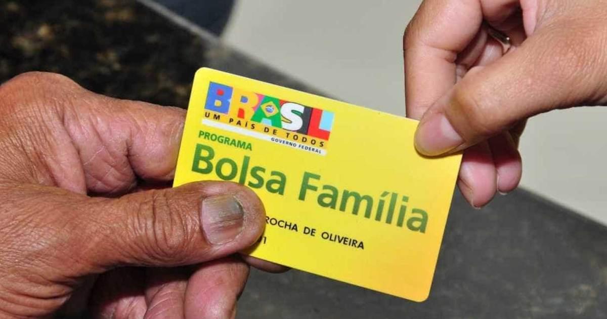 Cartão do Bolsa Família