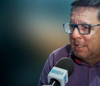 Presidente do Conselho Deliberativo do Zumbi Esporte Clube Luciano Peixoto — © Alyson Santos