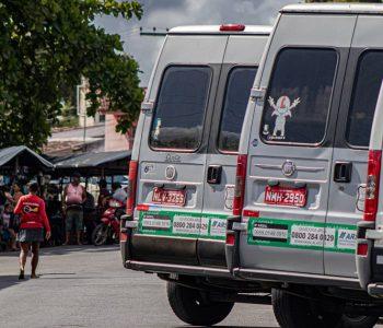 Transportes complementares de Alagoas paralisam atividades nesta quarta-feira (27) — © Alyson Santos