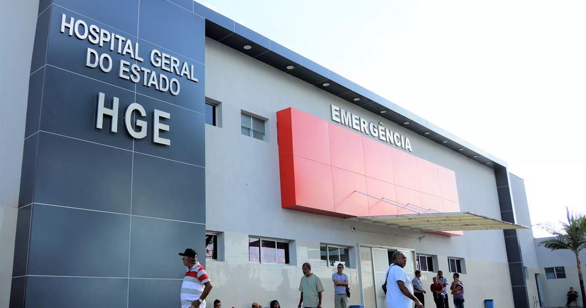 Hospital Geral do Estado — © Carla Cleto/Sesau