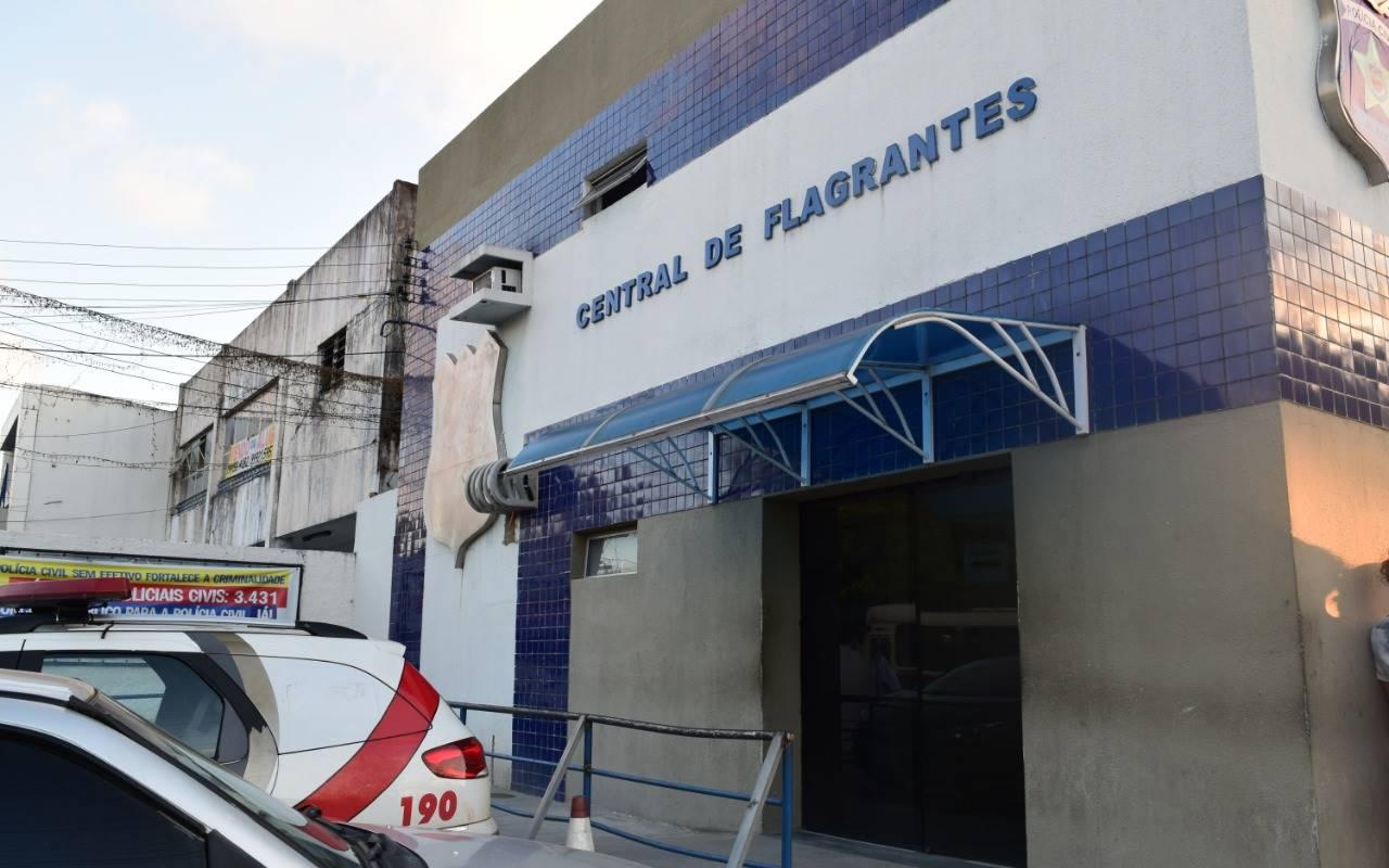 Central de Flagrantes — © Déborah Moraes/ Alagoas24horas