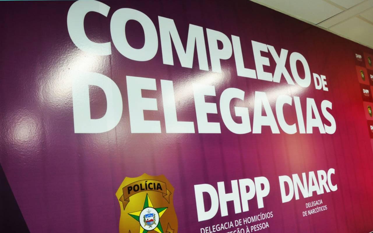 Delegacia de Homicídios e Proteção a Pessoa (DHPP) — © Divulgação
