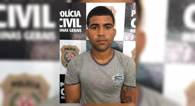 Felipe da Silva Soares, de 26 anos, responde por 12 homicídios — © Cortesia