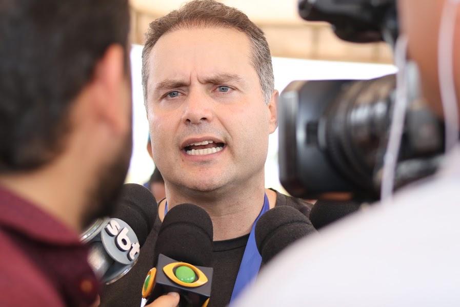 Governador Renan Filho - Alyson Santos @ BR104