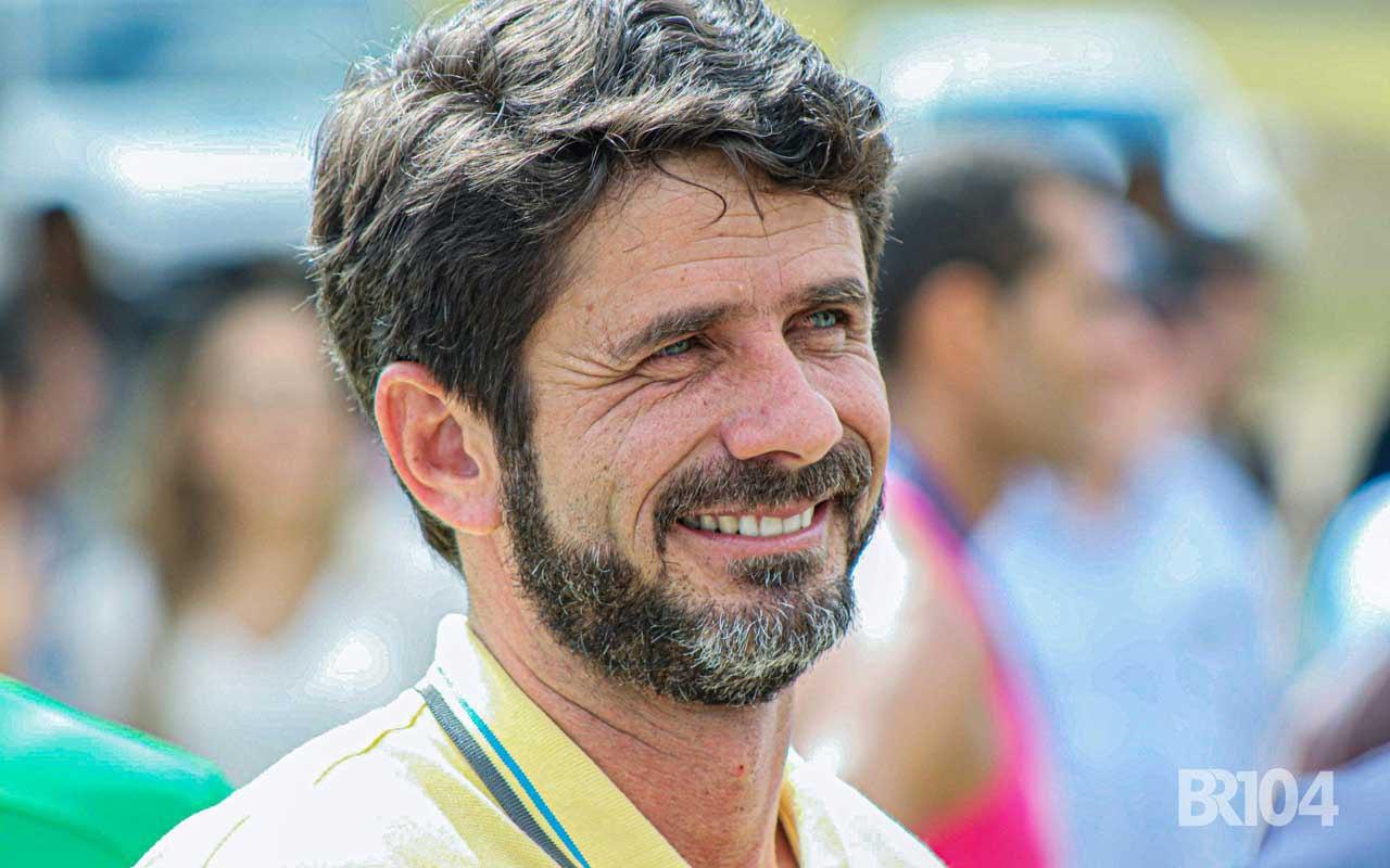 Junior Menezes, Secretário de Obras de União dos Palmares