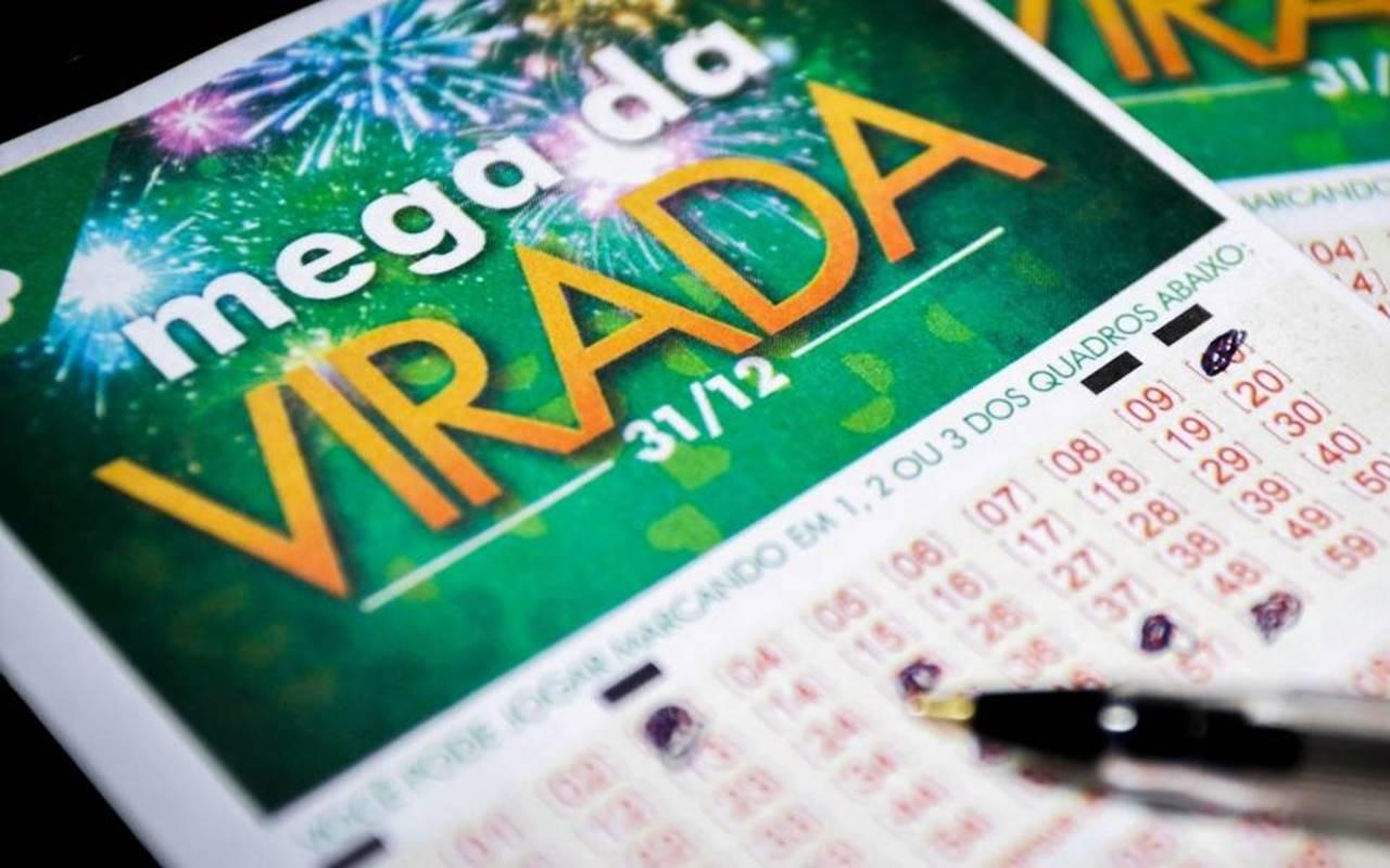 Mega da Virada aceita apostas até 17h desta terça-feira — © Reprodução
