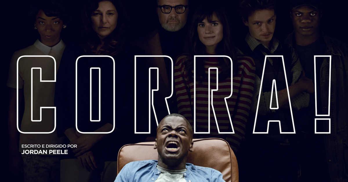 Corra! É o suspense de Jordan Peele que ganhou o Oscar de de melhor roteiro original — © Reprodução