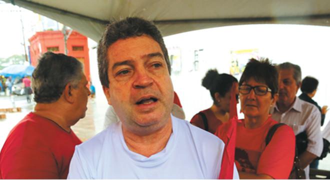 Pré-candidato a prefeito de Maceió pelo PT é acusado de estelionato — © Reprodução
