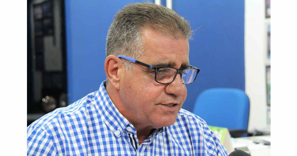 Raimundo Tavares quer que Renan Filho o nomeie procurador do Estado — © Reprodução