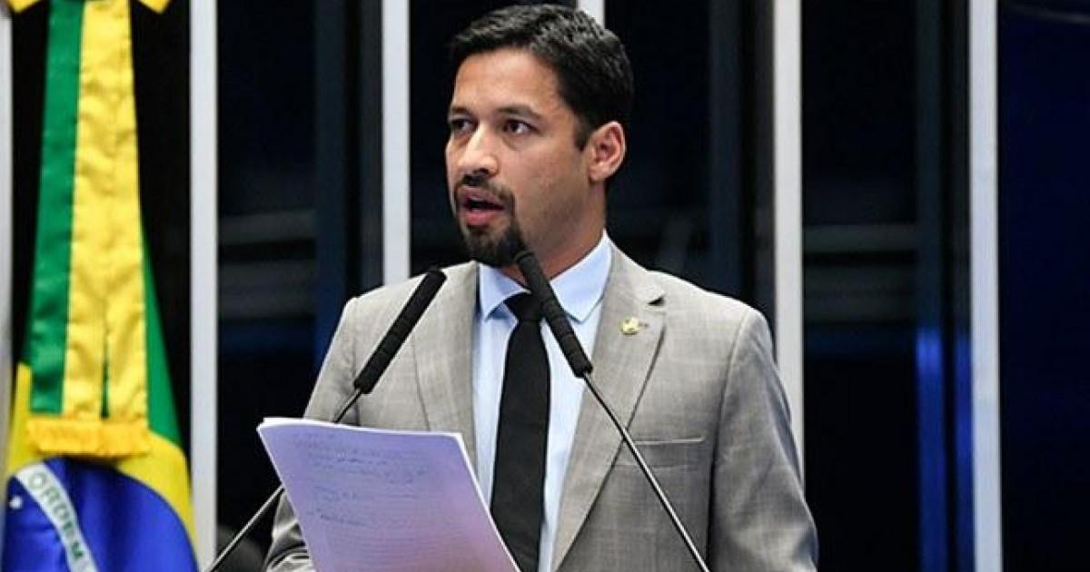 Senador Rodrigo Cunha (PSDB-AL) — © Reprodução