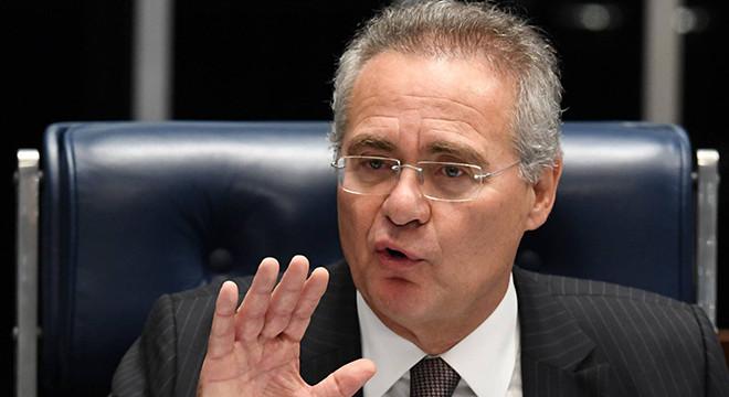 Senador por Alagoas Renan Calheiros (MDB) — © Reprodução