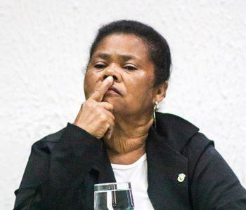 Vereadora Maria de Tutu (PSL-AL)