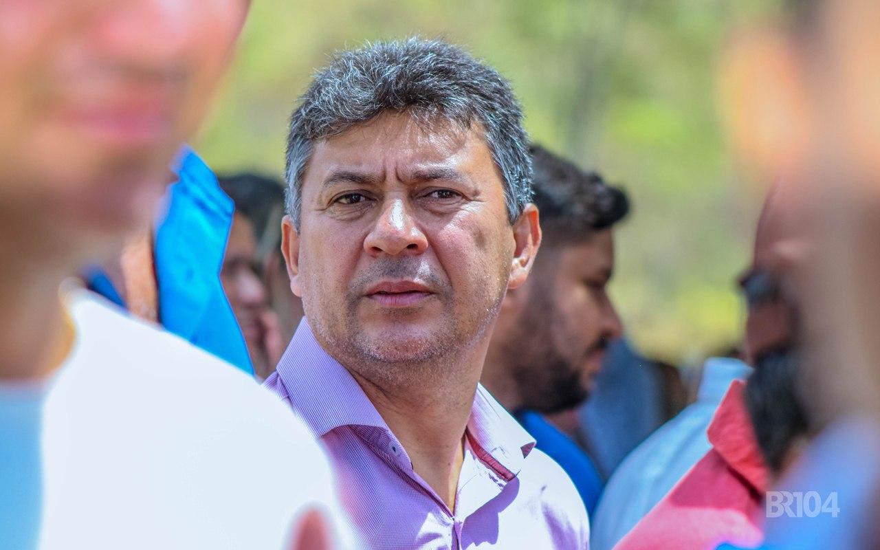 Wellington Ferreira - diretor do SAAE @BR104