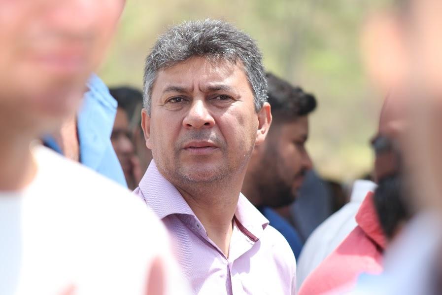 Wellington Ferreira, diretor do SAAE