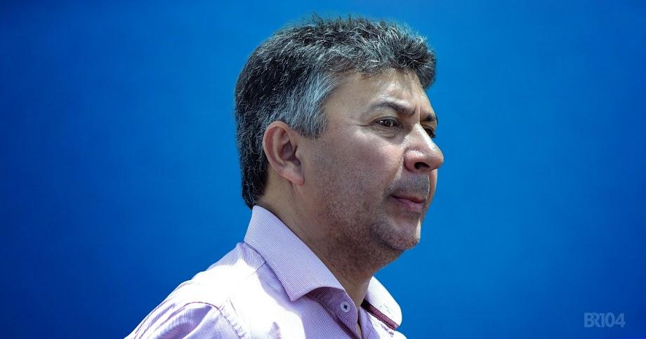 Wellington Ferreira, diretor do SAAE (@br104