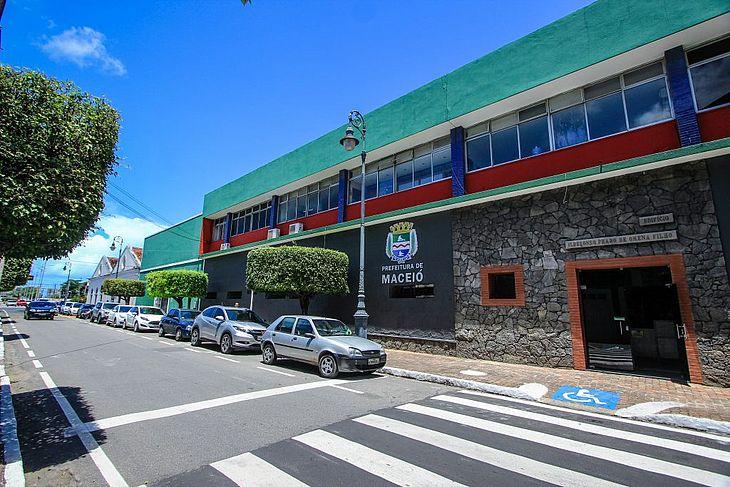 Prefeitura de Maceió — © Reprodução