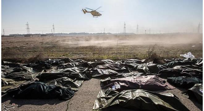 63 pessoas que estavam no voo eram canadenses — © Amim Ahouei