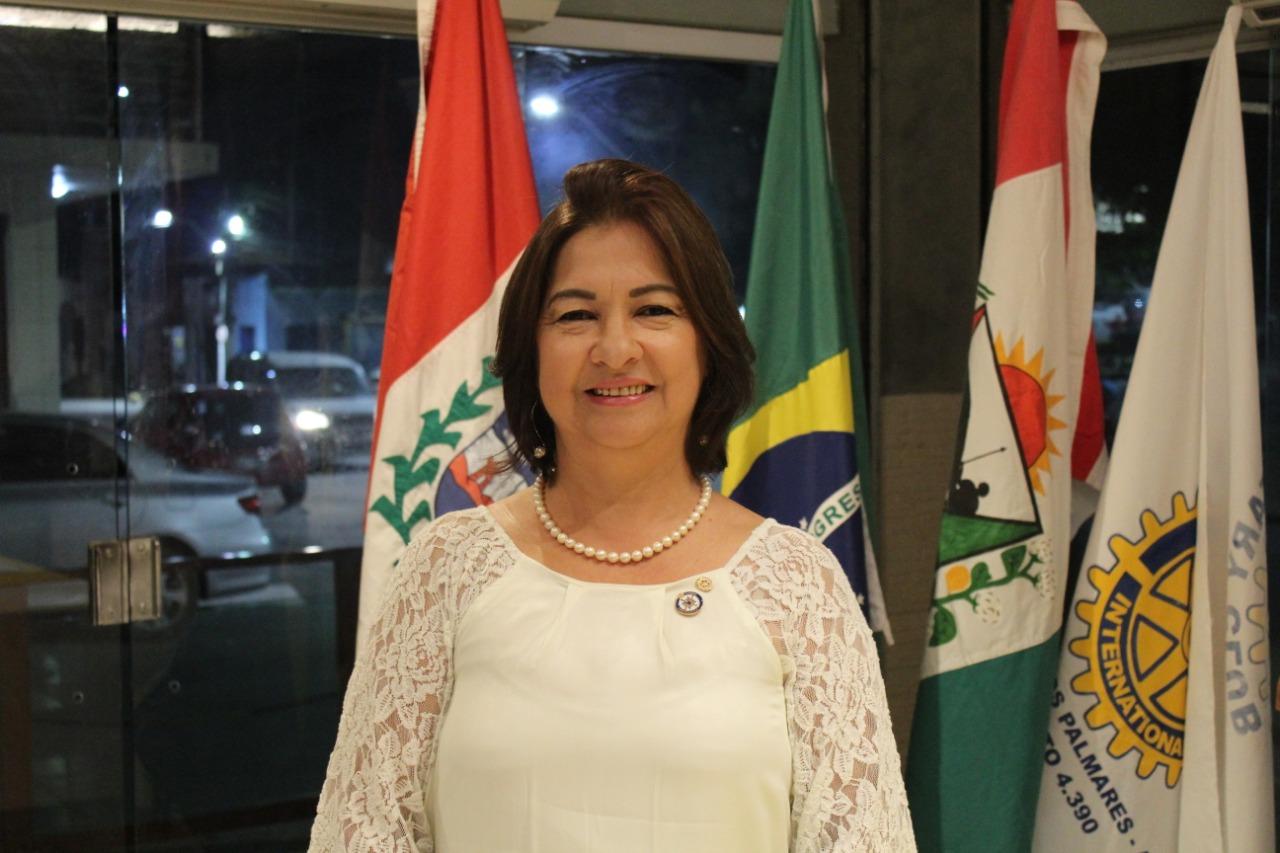 Presidente Neide Mitomari