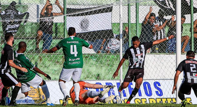ASA vence Murici por 3 a 0 — © Aílton Cruz