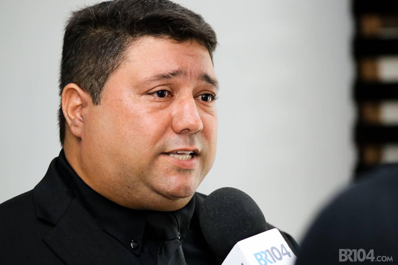 Alexander Campos Ferreira (Alexander Campos), eleito com 1306 — © Alyson Santos/BR104