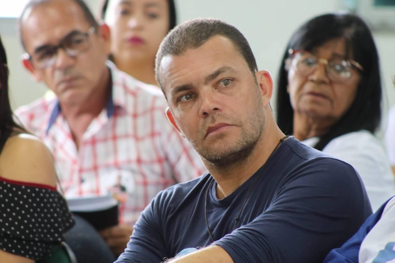 Anderson Austregesilo de Atayde Silva (Anderson da Igreja) — © Alyson Santos/BR104