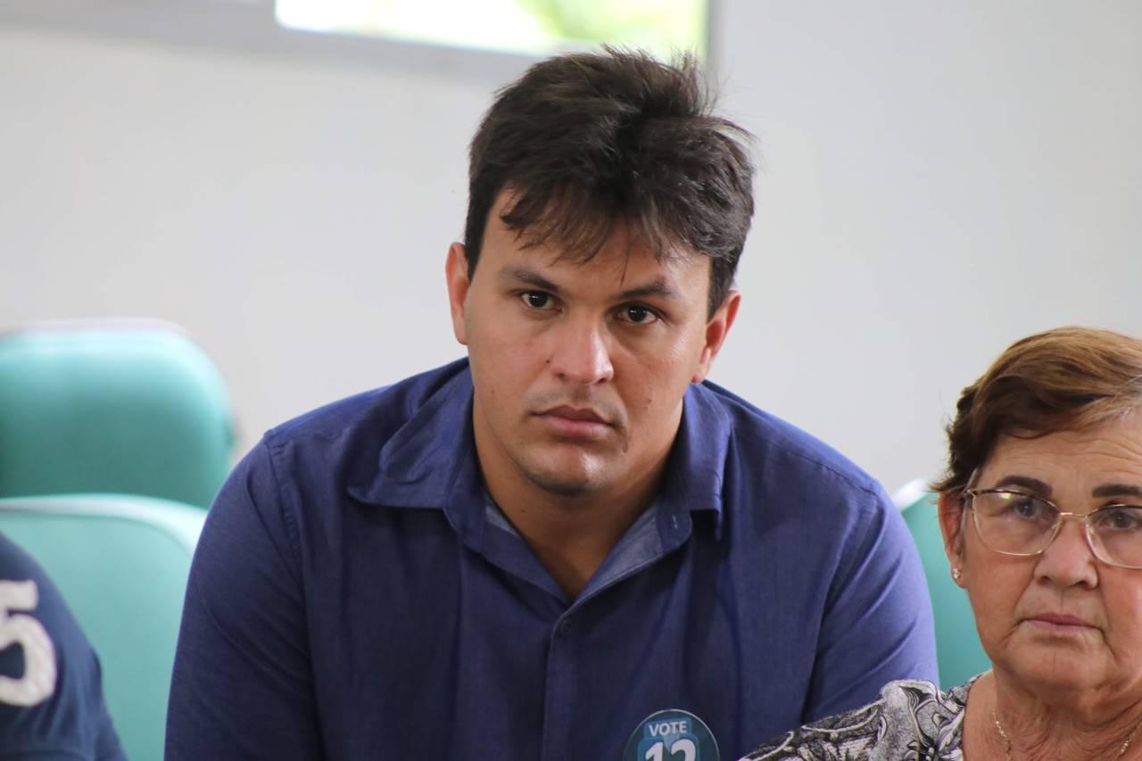 Cicero Alisson Pereira de Moraes (Alisson Pereira) — © Alyson Santos/BR104