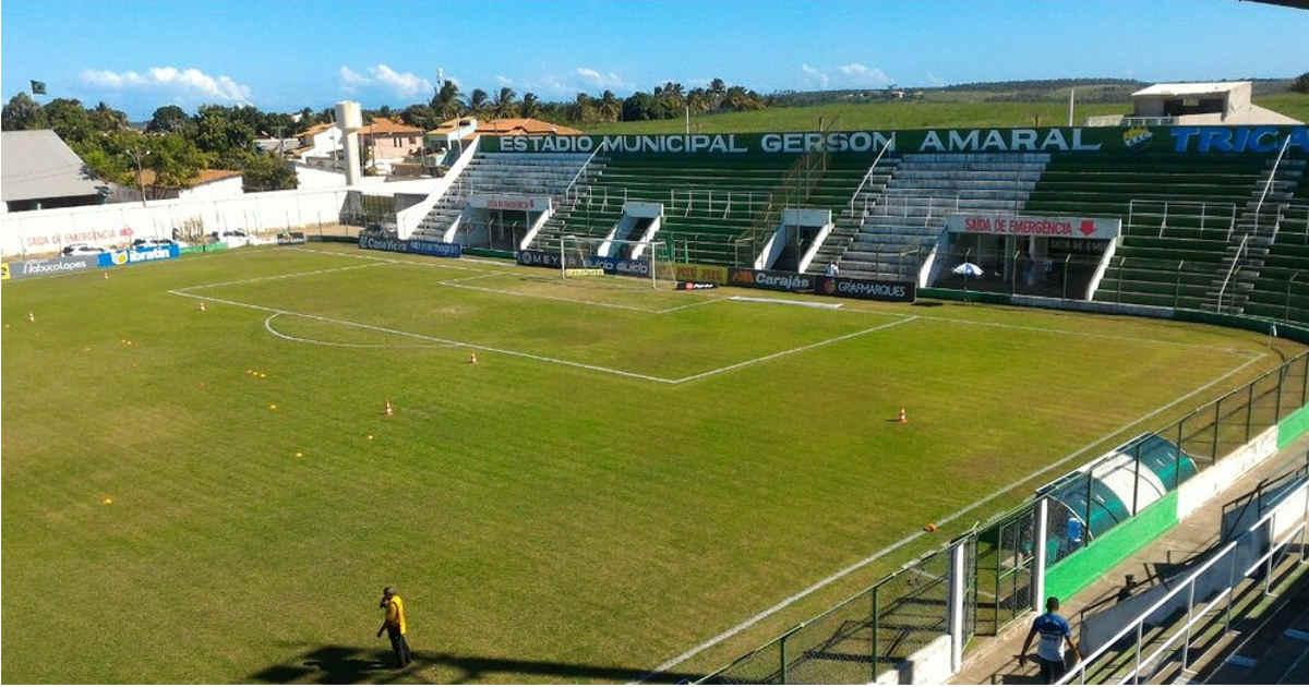 Estádio Gerson Amaral — © Aílton Cruz