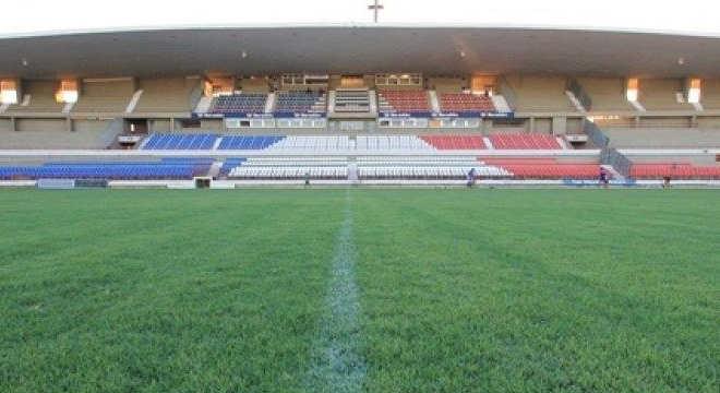 Estadio Rei Pelé — © Reprodução