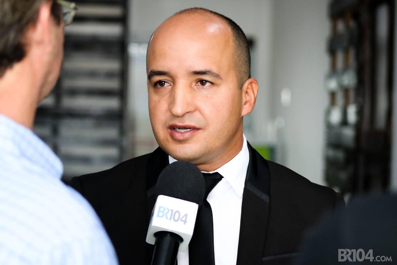 Melquizedeque Marques Costa (Melqui Marques), eleito com 1454 votos — © Alyson Santos/BR104