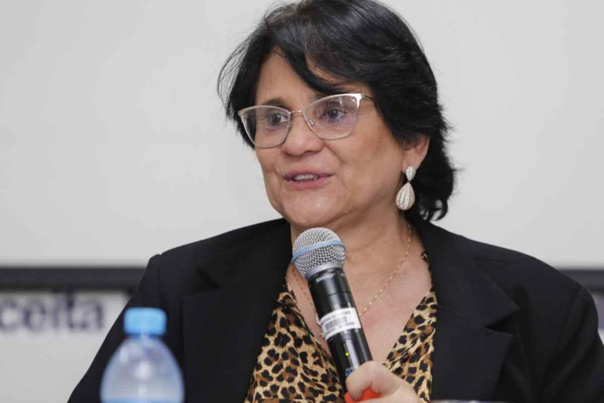 Ministra Damares Alves