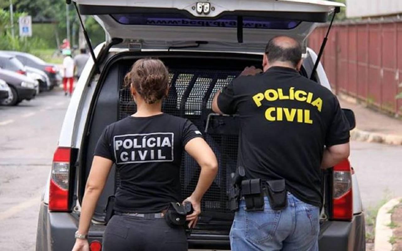 Policiais civis decidirão sobre indicativo de greve na segunda — © Ilustração