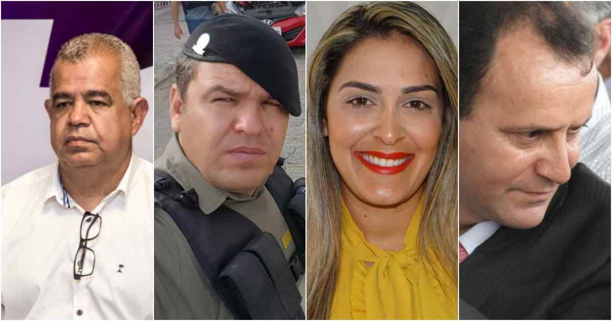 Pré-candidatos em São José da Laje