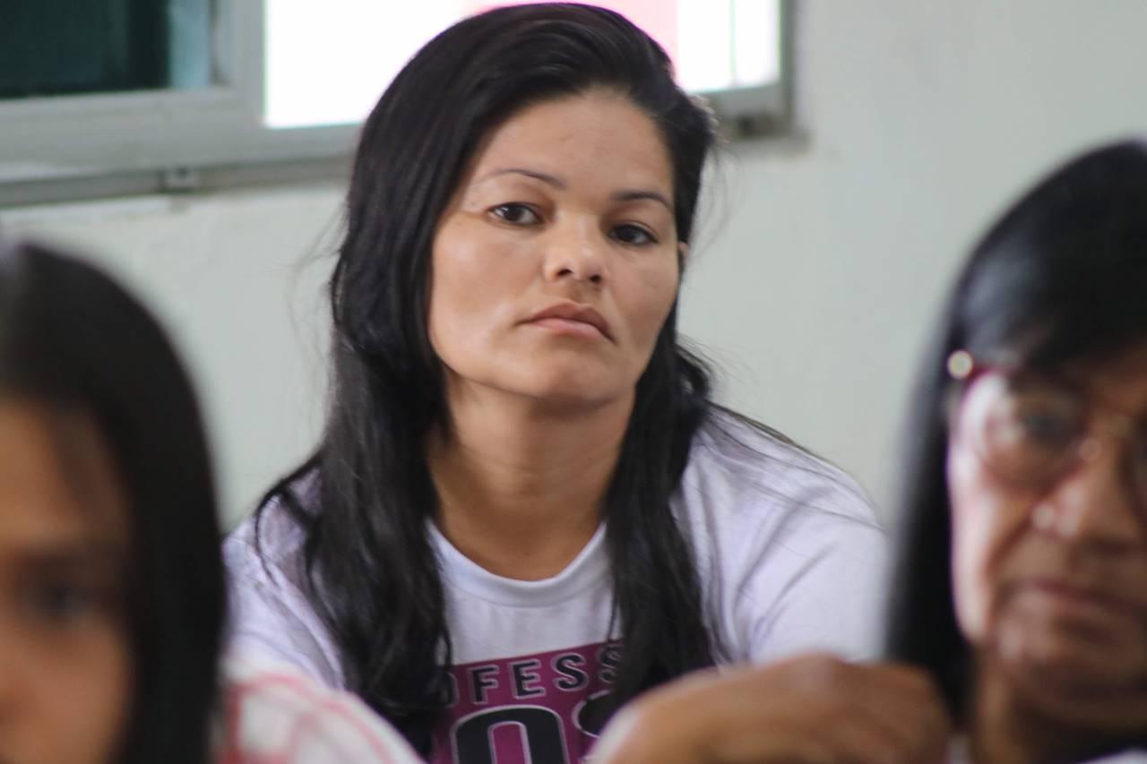 Rosilene Maria da Silva (Professora Rosa) — © Alyson Santos/BR104