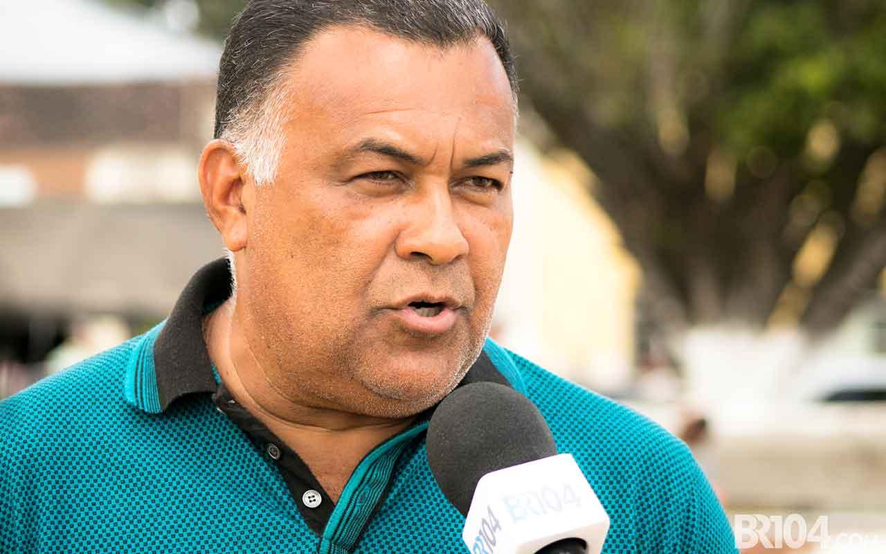 Ex-vereador Adelson Andrade — © Alyson Santos