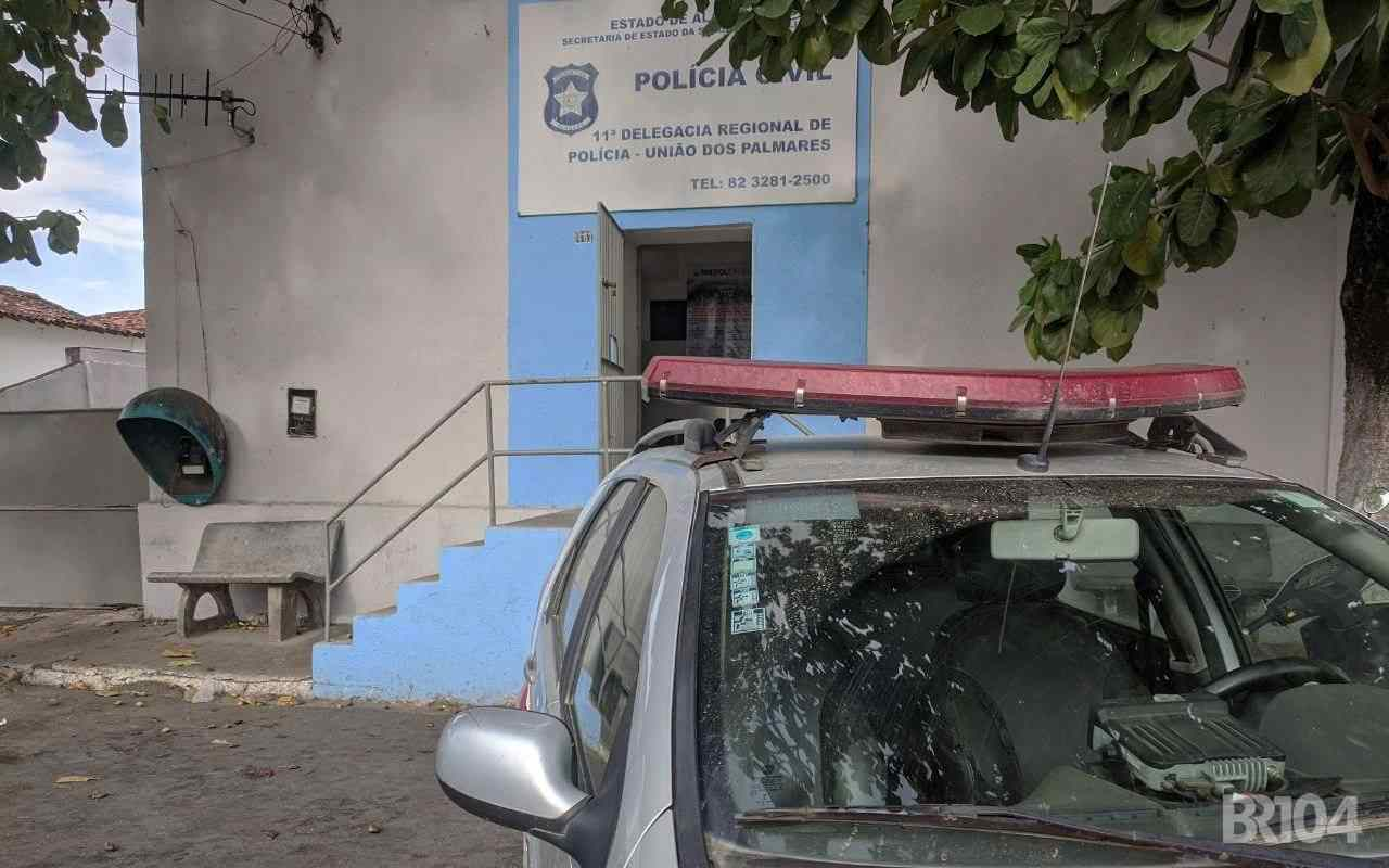 11° Delegacia Regional de União dos Palmares — © BR104