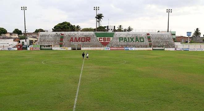 Estádio Juca Sampaio em Palmeira dos Índios — © Reprodução